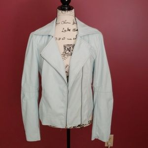 Jacket Faux Leather by Wet Seal